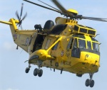 RAF (SAR) Seaking Helicopter