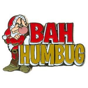My Annual 'Humbug' Message (1/2)