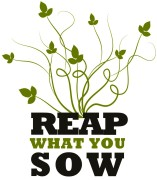 Reap What You Sow!