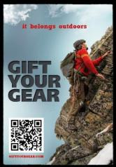 Gift Your Gear!