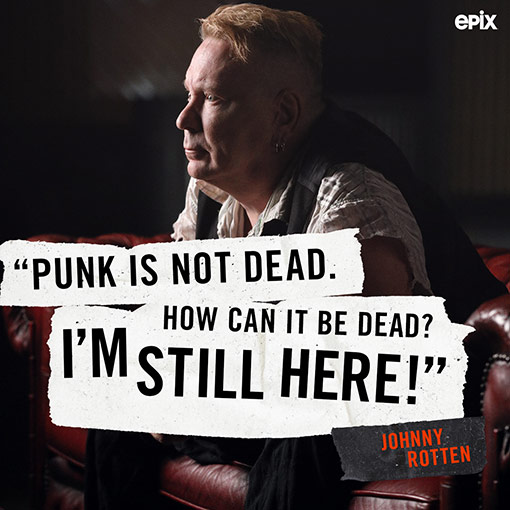 Johnny Rotten Quote