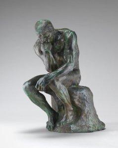 Le Penseur, Auguste Rodin (1840-1917). Visit the Rodin Museum