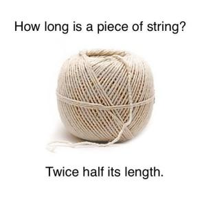 Proverbial Ball of String